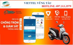 chống trôm xe máy- tại TP Vũng Tàu Smartmoto Viettel