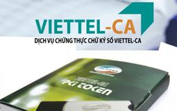 Chứng thư số Viettel