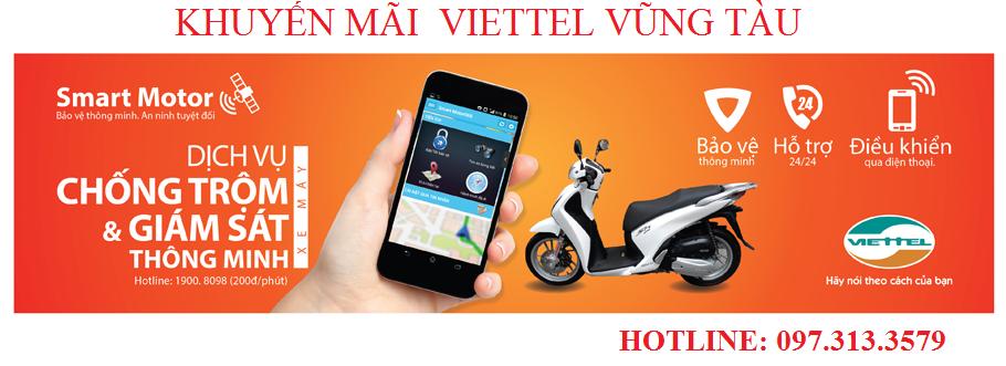 Chống trộm-Giám sát xe máy Smartmoto Viettel