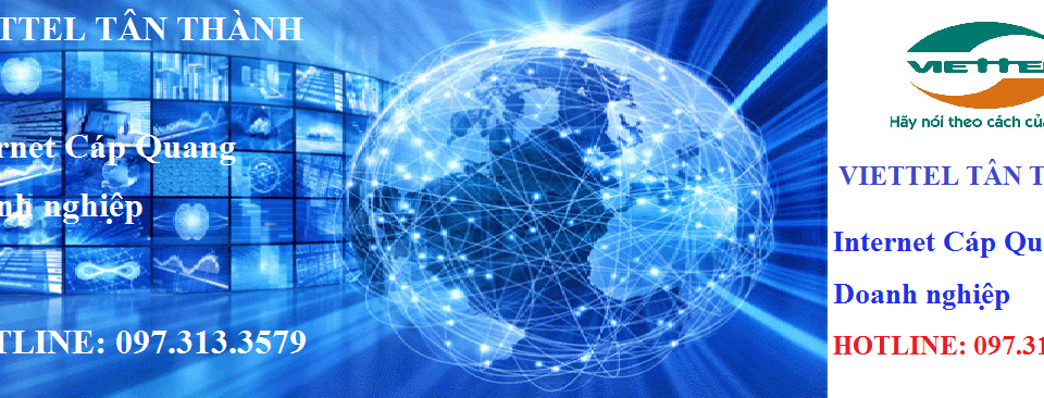 Lắp đặt internet Viettel